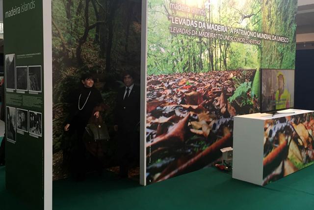 """Levadas da Madeira em destaque na """"Green Business Week"""""""