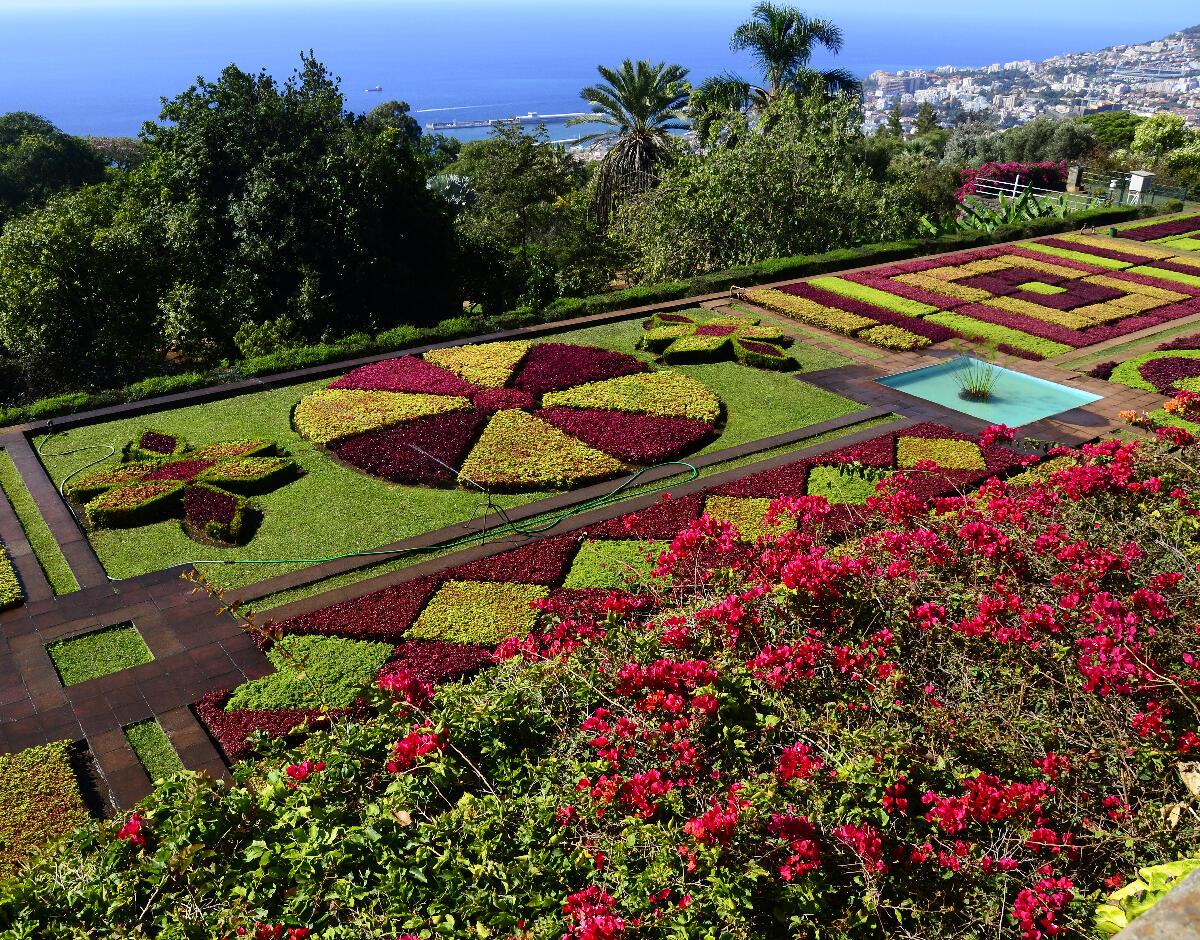 Jardim Botânico da Madeira - Engenheiro Rui Vieira celebra 60 anos