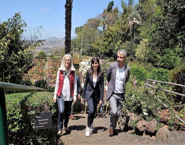 Jardim Botânico cativa cada vez mais madeirenses