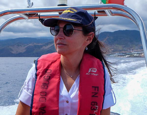 Susana Prada na Assembleia Geral da Under2 Coalition para debate sobre recuperação sustentável