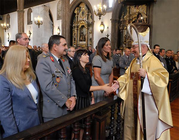 Diocese das Forças Armadas e Segurança com novo Capelão