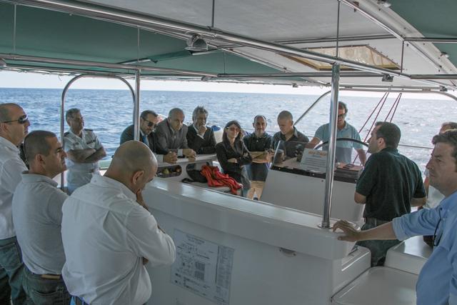Governo não vai proibir pesca no Cabo Girão