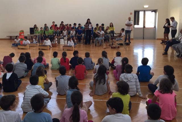 Madeira líder no País em recolha de pilhas e baterias usadas nas escolas