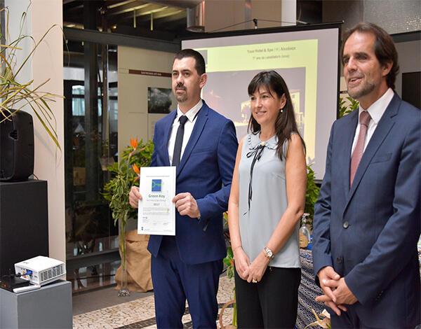 Hotelaria da Madeira continua líder nacional nas boas práticas ambientais