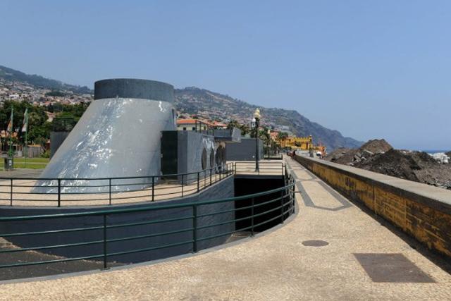 Recuperação e Ampliação da ETAR do Funchal