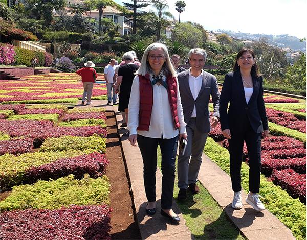 Jardim Botânico Eng. Rui Vieira recebe por ano 370 mil visitantes