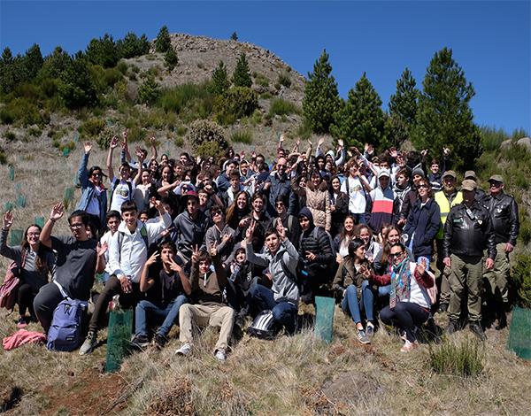 Susana Prada felicita empenho dos jovens na luta contra o aquecimento global