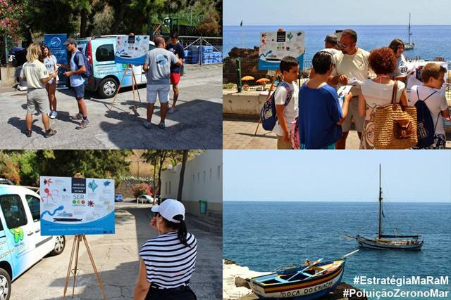 Ambiente lança campanha de sensibilização e recolha de lixo nas praias
