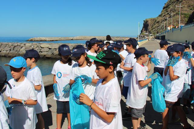 Madeira candidatou projeto para as águas costeiras e balneares na Macaronésia