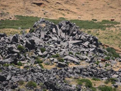Sítio das Pedras na Ponta do Sol eleito geossítio do mês