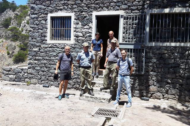 Governo abre à população Casa do Pico Branco