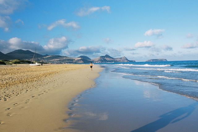 Governo avança com Programa para a Orla Costeira do Porto Santo