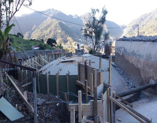 ARM tem em curso obras de melhoria ao abastecimento de água em Machico