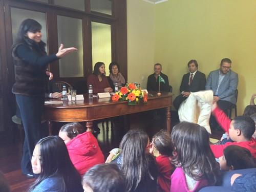 Susana Prada destaca património geológico de São Vicente