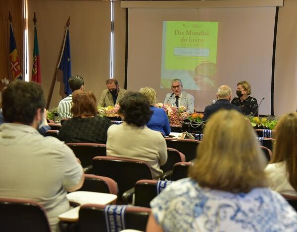 Agricultura assinalou o Dia Mundial do Livro com 'Conversas à Tarde…'