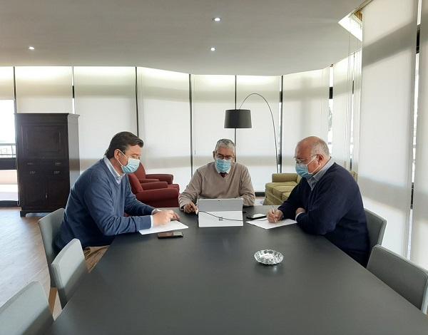 Humberto Vasconcelos reuniu por conferência telefónica sobre o POSEI