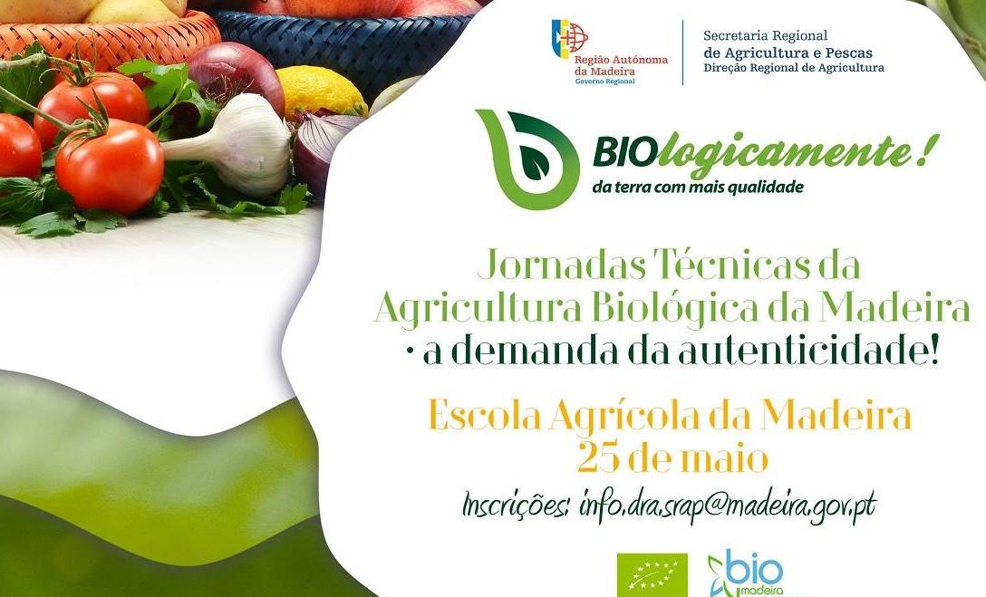 Jornadas sobre a Agricultura Biológica
