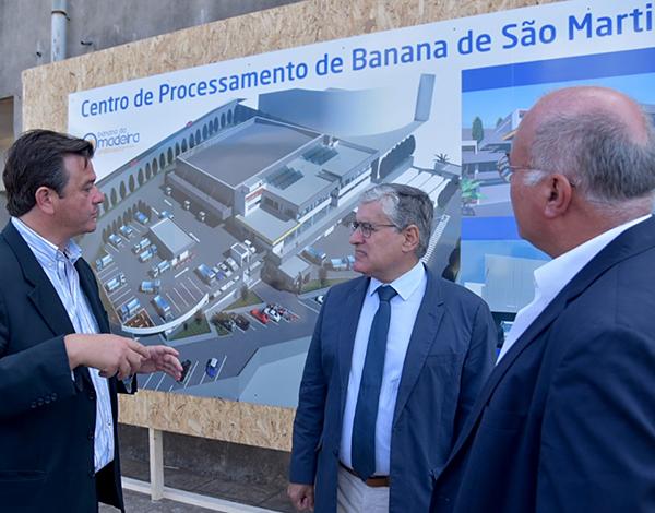 Centro de Processamento de Banana de São Martinho