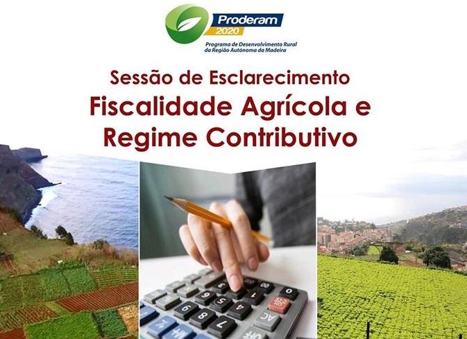 Fiscalidade agrícola e regime contributivo
