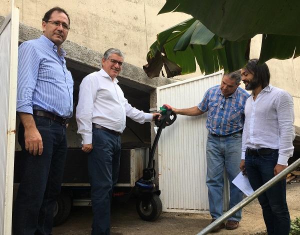 Governo valoriza aposta em equipamentos elétricos para a agricultura