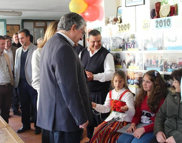 Humberto Vasconcelos critica quem condena apoios às Casas do Povo