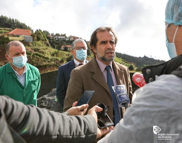 Governo Regional avança com apoio de 3 milhões aos sectores agrícola e agroindustrial