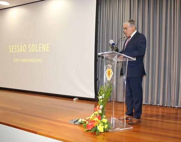 Humberto Vasconcelos elogia profissionais de saúde em São Vicente