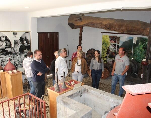Campo Experimental de Viticultura do Arco terá nova imagem