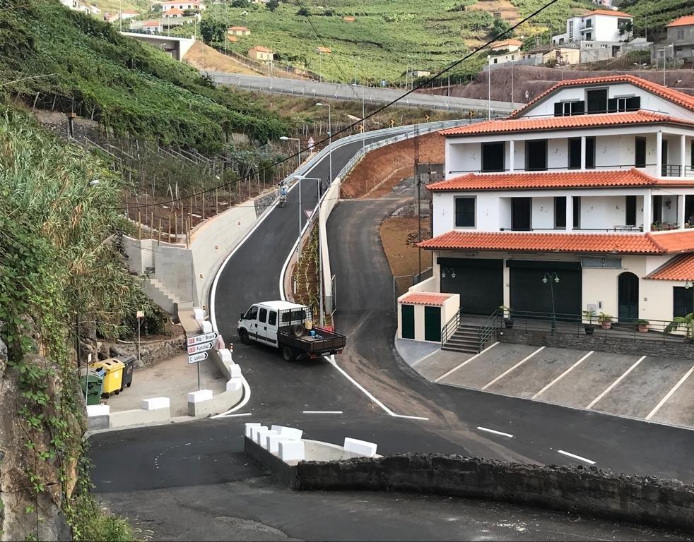 """Empreitada de Construção da """"Via Rápida Câmara de Lobos / Estreito de Câmara de Lobos – Acesso da Rua Alferes Manuel Joaquim Lopes"""""""