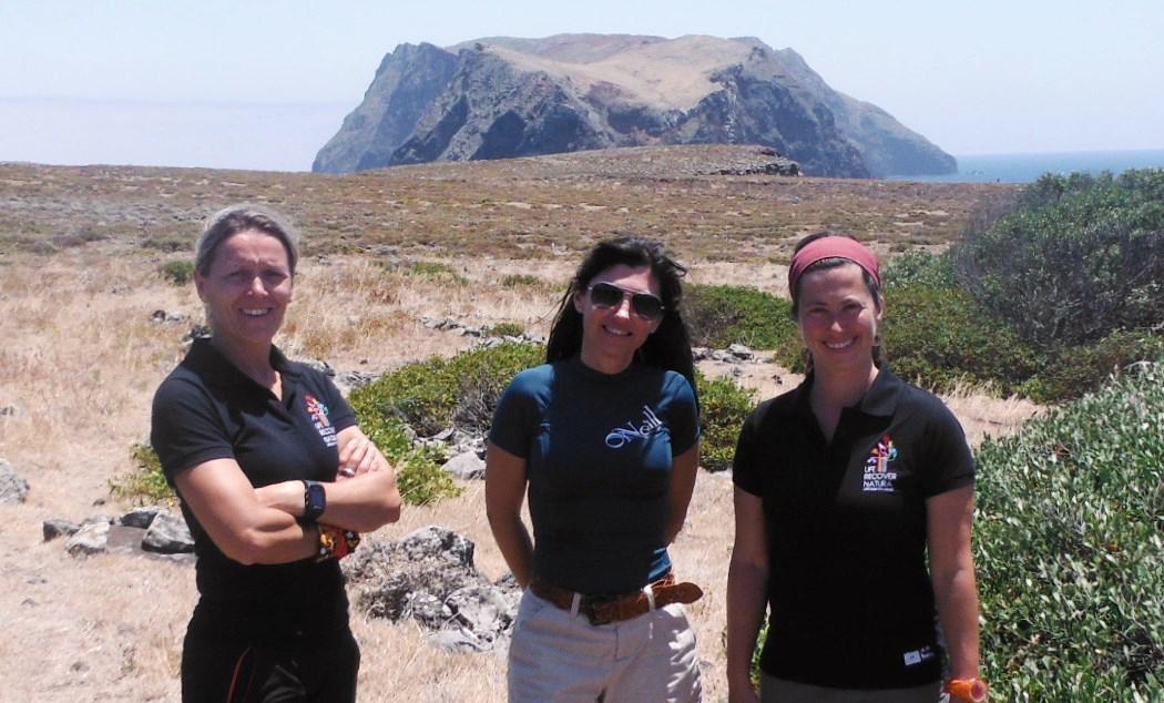 Parque Natural com melhores condições de apoio nas Desertas